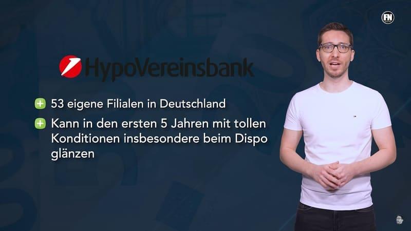 hypovereinsbank übersicht zum girokontovergleich 2021